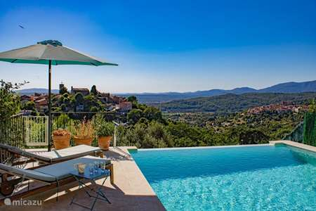 Vacation rental France, Var, Montauroux villa Villa Seraphins