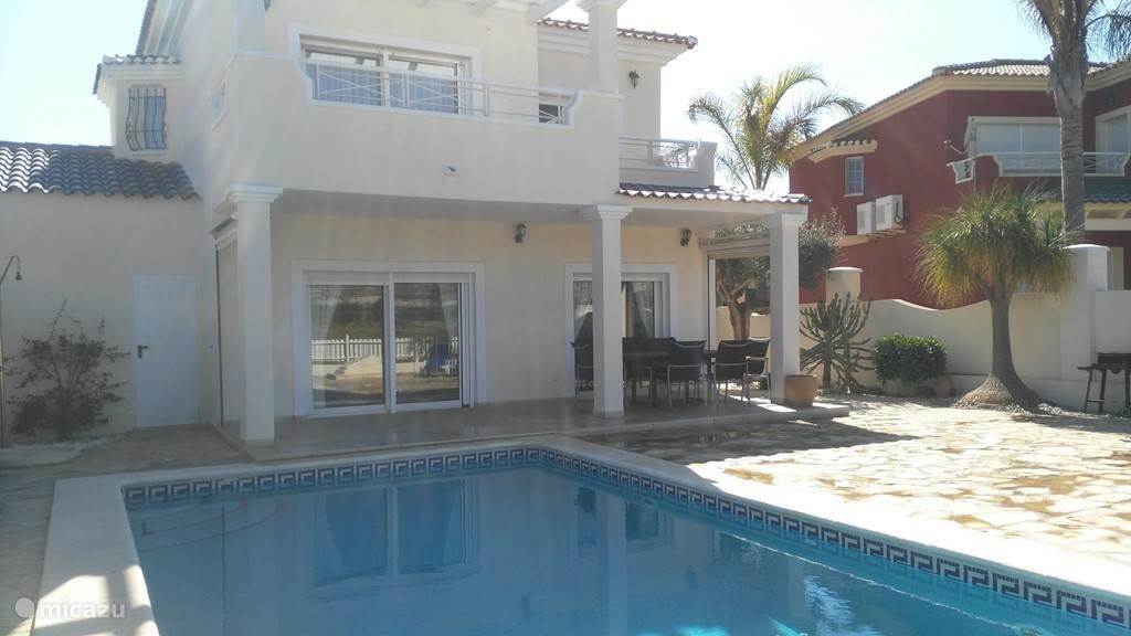 Vakantiehuis Spanje, Costa Cálida, Murcia - villa Villa Tellies 2