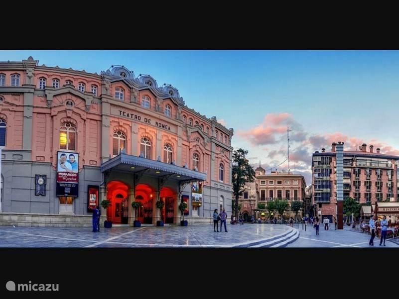 Theater in Murcia