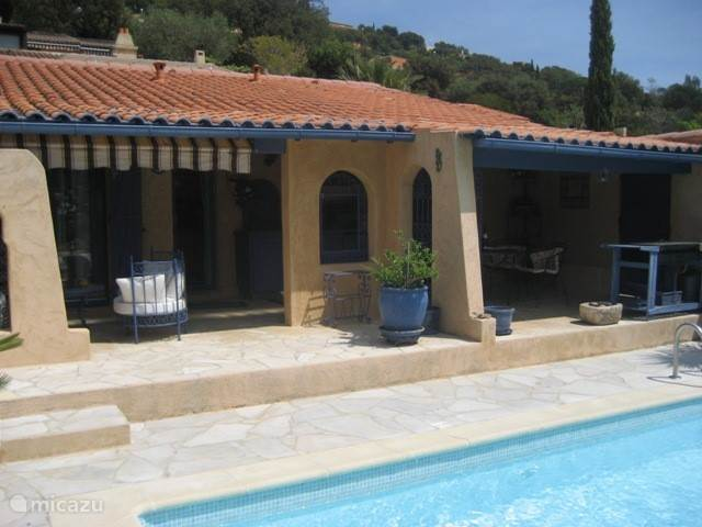 Vacation rental France, Provence, La Londe Les Maures - holiday house Le paradis bleu