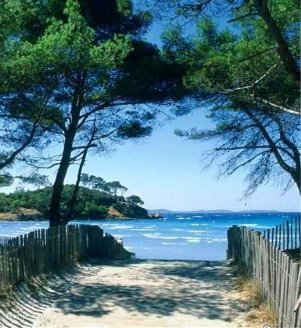 leuke strand Bregançon