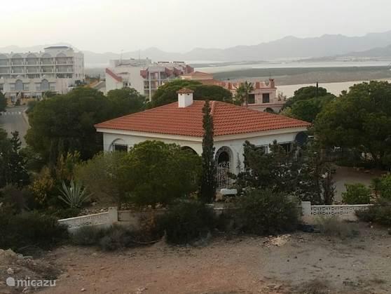 Vakantiehuis Spanje, Costa Cálida, Calarreona Vakantiehuis Casa Calarreona