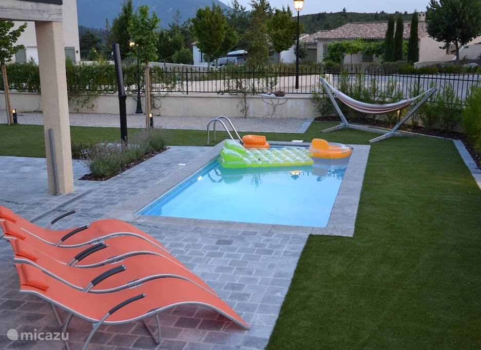Vacation rental France, Provence, Castellane Villa Les Jumelles (Gemini)