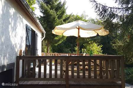 Vacation rental Belgium, Ardennes, Rendeux holiday house La Biche