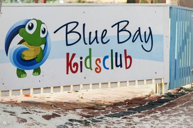 Kids Club ... ook aan de kleintjes wordt gedacht; fun!