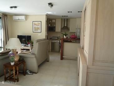 living en keuken