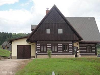 Vakantiehuis Tsjechië, Oost-Bohemen, Vidochov Stupna Vakantiehuis Landhuis Marev