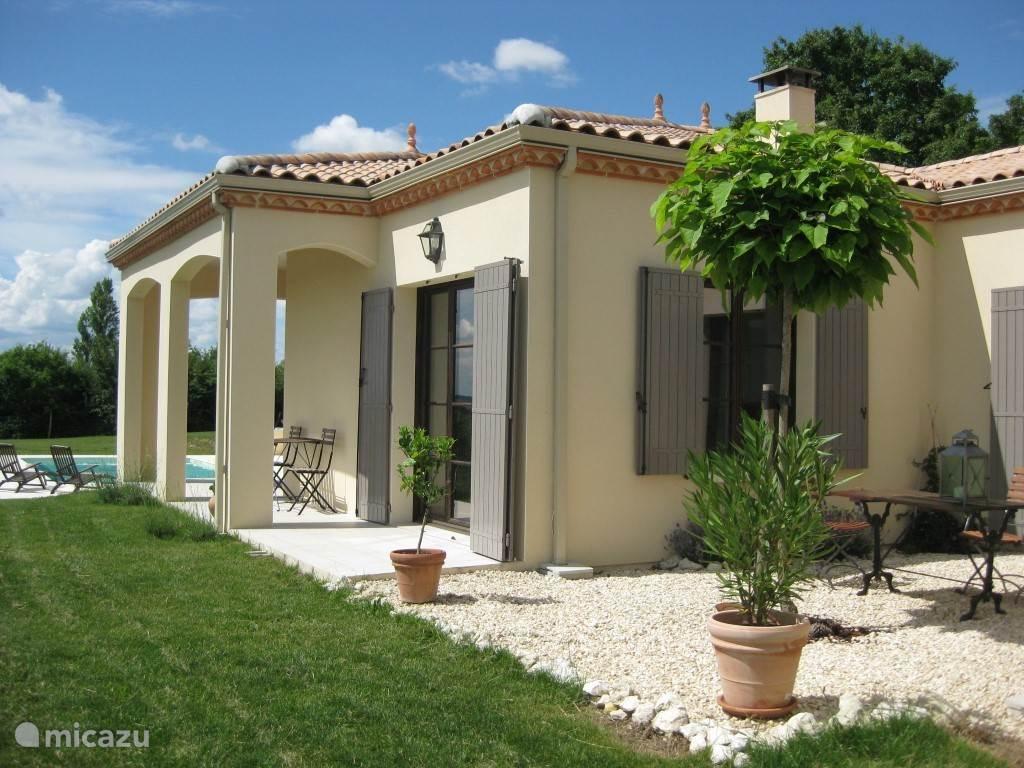 Vakantiehuis Frankrijk, Dordogne, Montaut Vakantiehuis Villa Beaumont