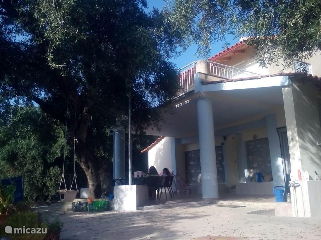 Vakantiehuis Griekenland, Epirus – vakantiehuis The Vrachos Beach House
