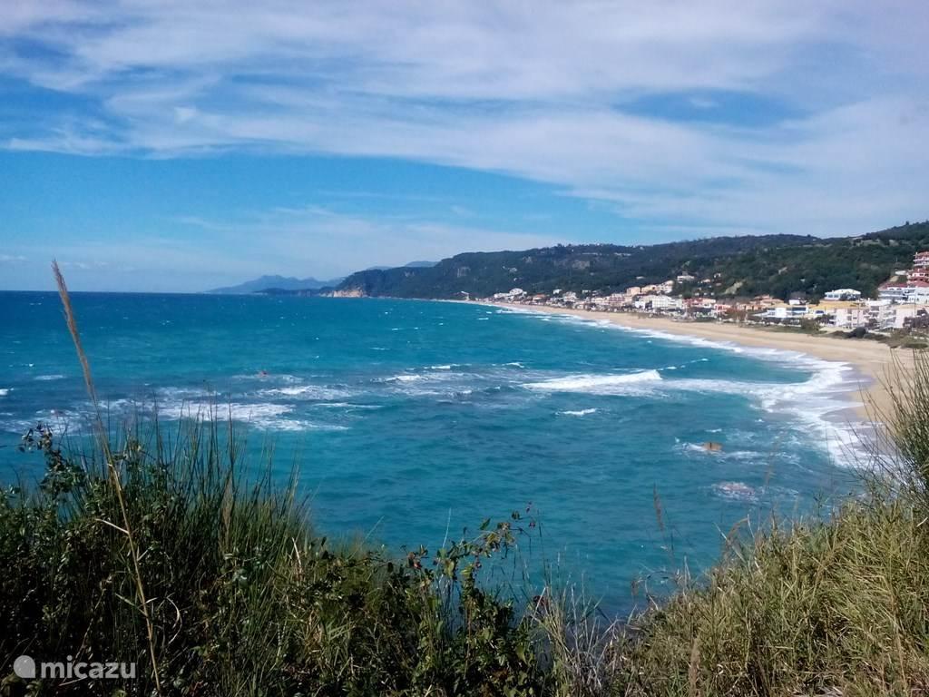 Vrachos Beach.