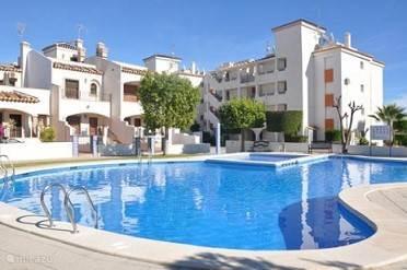 Vakantiehuis Spanje, Costa Blanca, Orihuela Costa appartement Playa flamenca