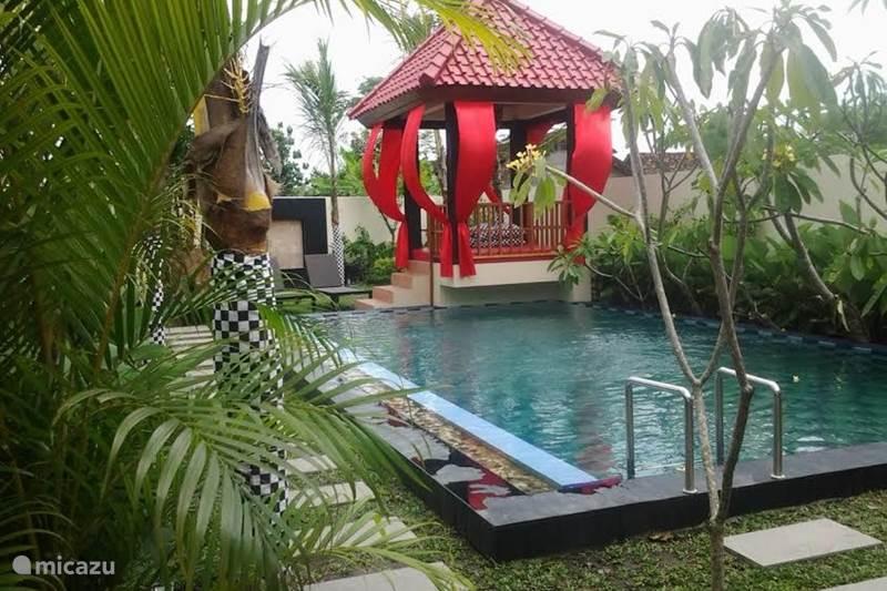Vakantiehuis Indonesië, Java, Yogyakarta Villa Villa Rosseno Tuticat