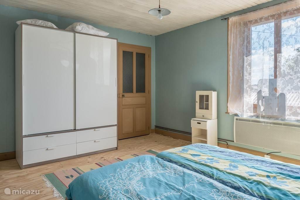 Slaapkamer boven