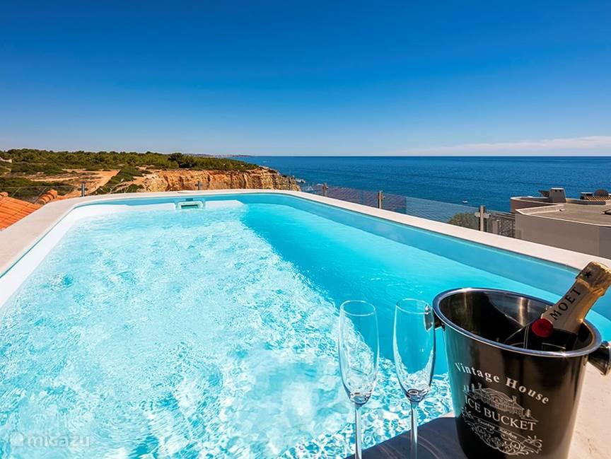 Vakantiehuis Portugal, Algarve, Benagil Penthouse Casa Milhafre