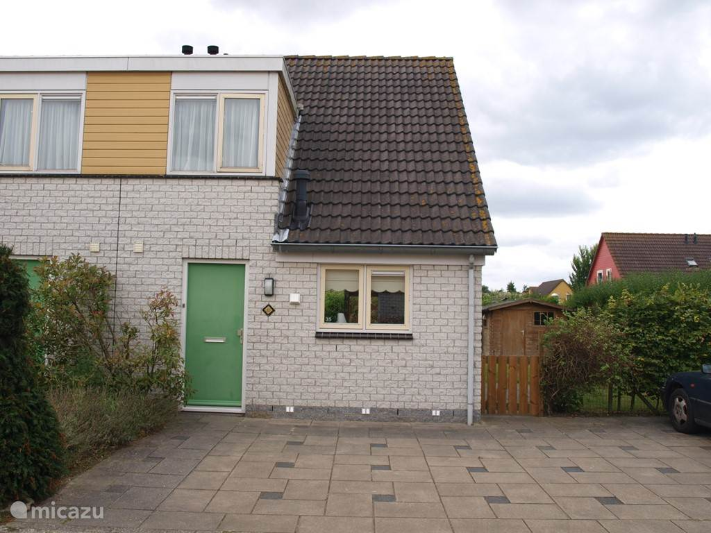 Vakantiehuis Nederland, Zeeland, Wemeldinge Geschakelde woning Oesterbaai35