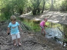 Er is genoeg te ontdekken in de omgeving voor jong en oud.