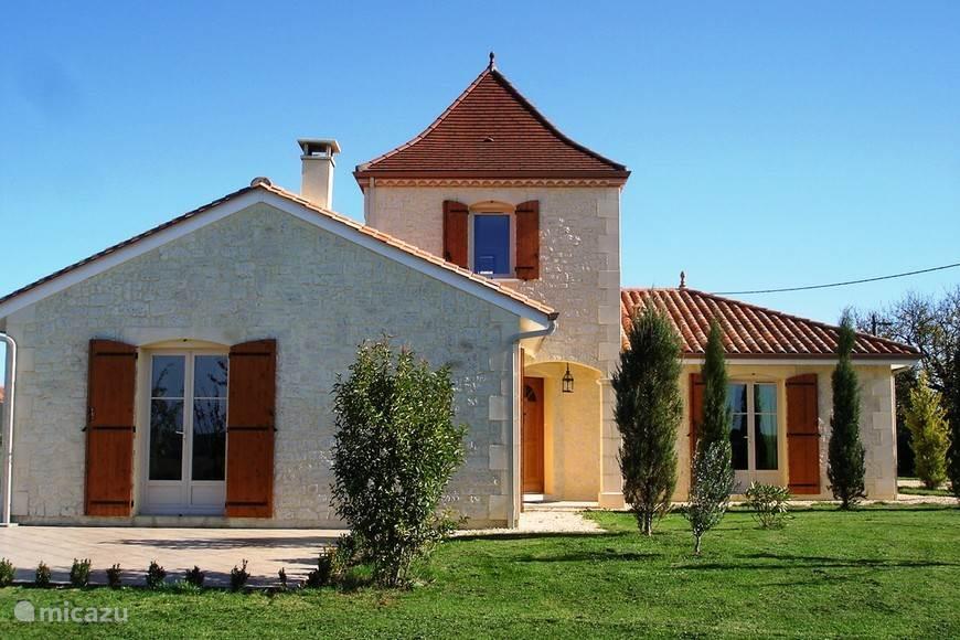 Zijzicht Maison Larnolia