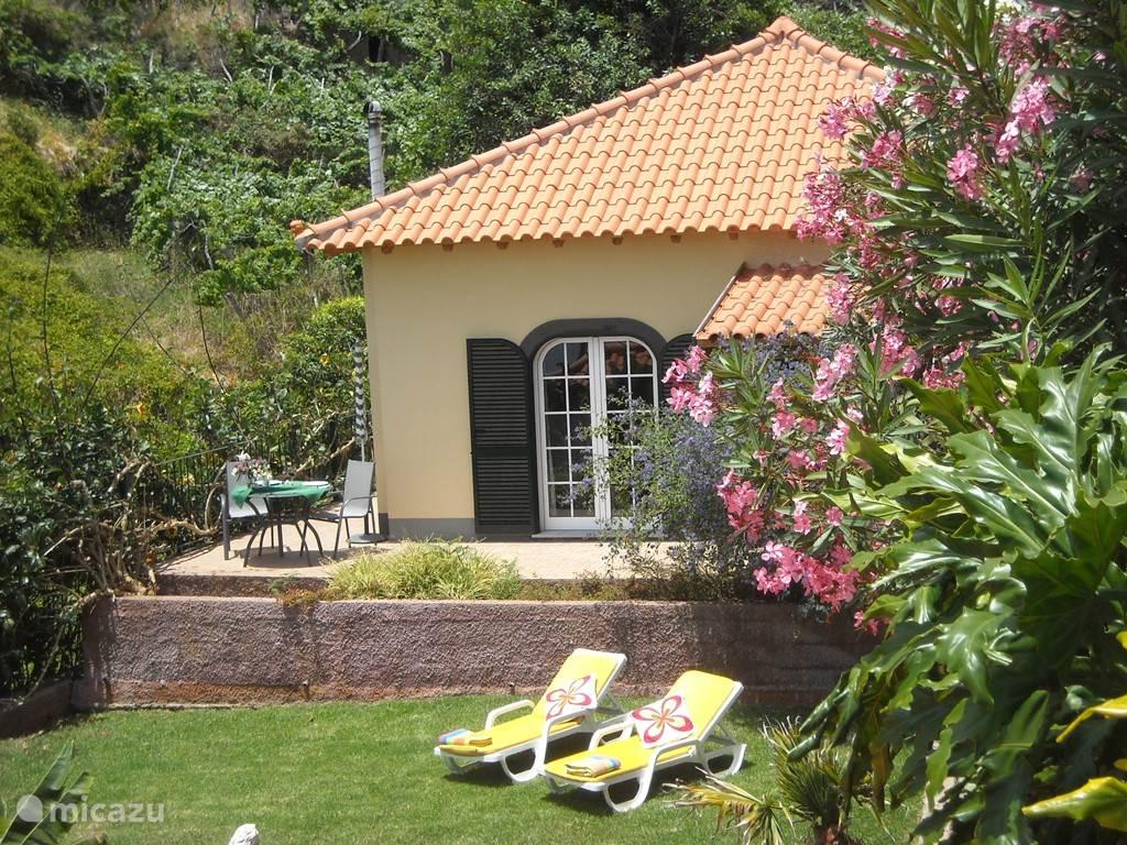 Vakantiehuis Portugal – gîte / cottage Sercial