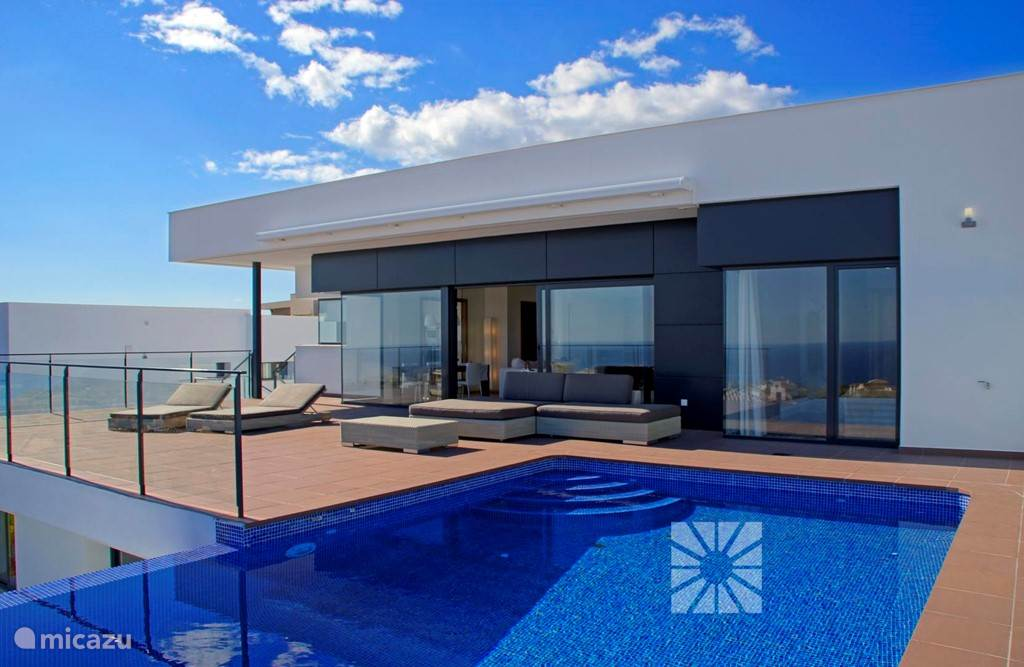 Vakantiehuis Spanje, Costa Blanca, Moraira villa Casa Magnolias