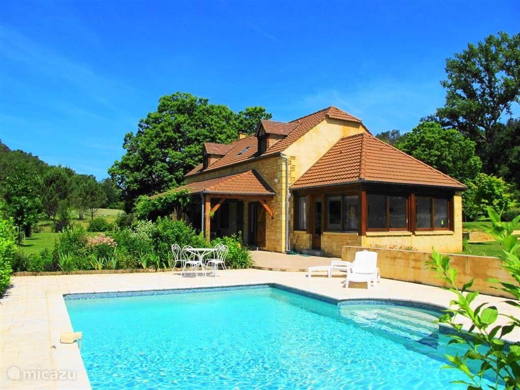 Vacation rental France, Dordogne, Milhac villa Maison Milhac