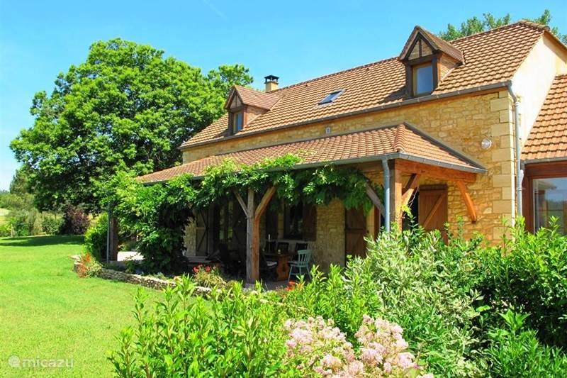 Vakantiehuis Frankrijk, Dordogne, Milhac Villa Maison Milhac