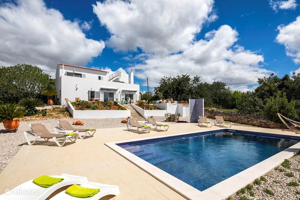 Ferienwohnung Portugal, Algarve, Paderne villa Villa Immanuel