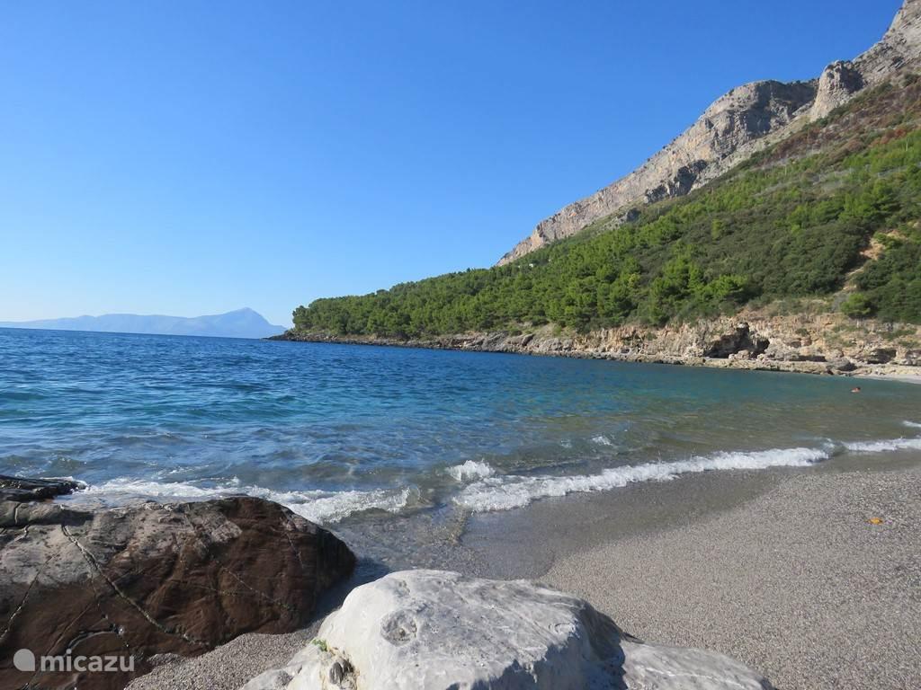 strand van Fiumicello