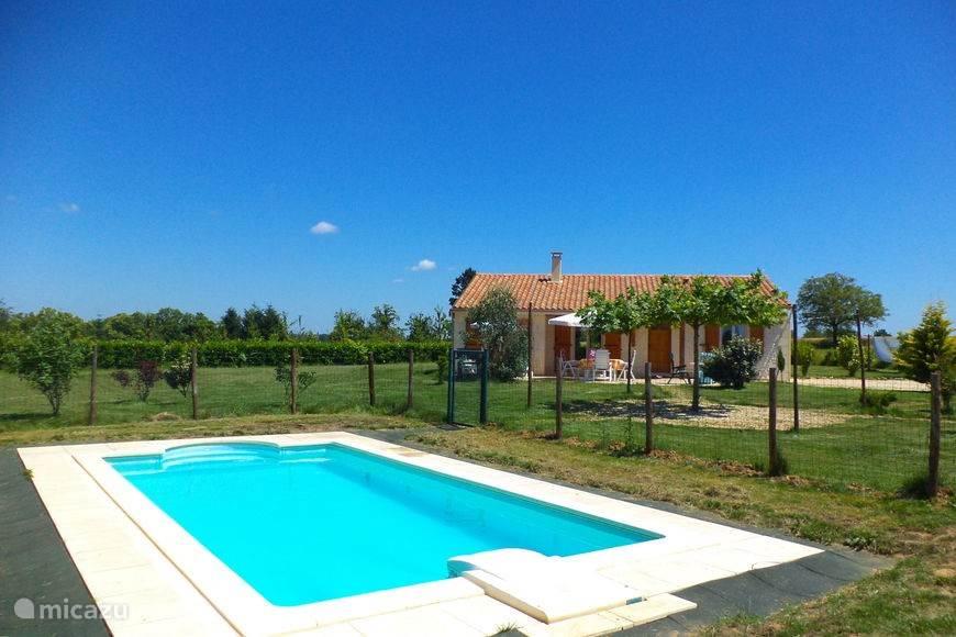 Maison Linchel met heerlijk zwembad