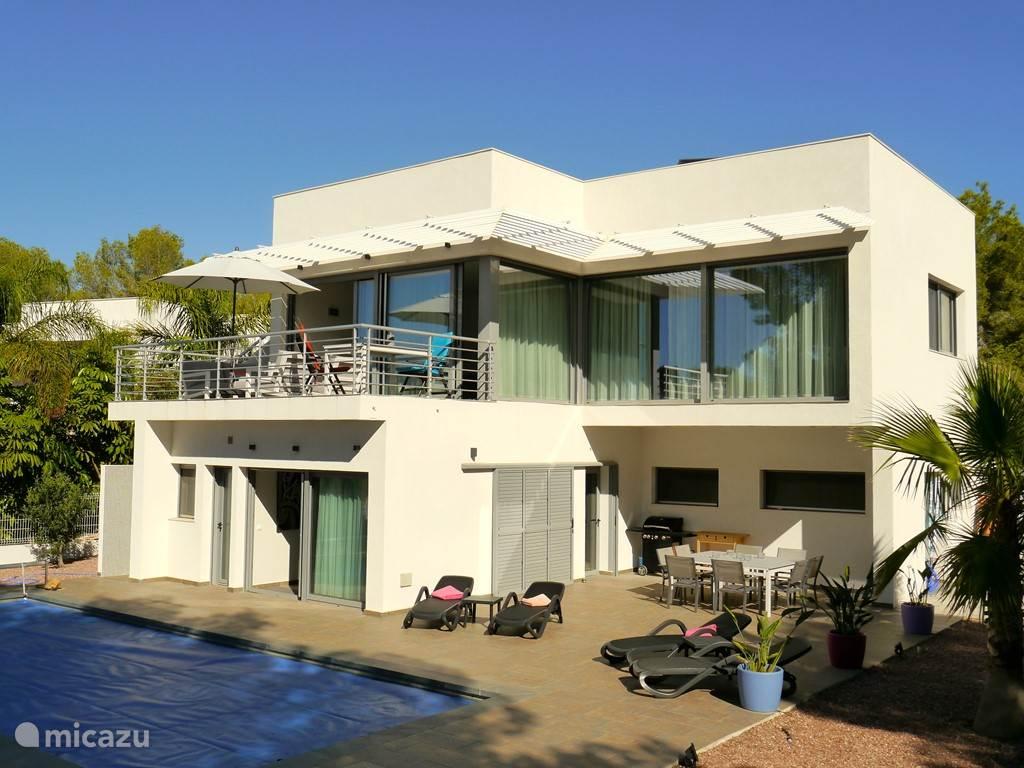 Onze schitterende villa met zwembad
