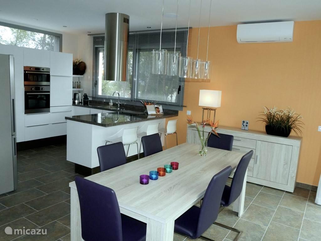 de gezellige keuken