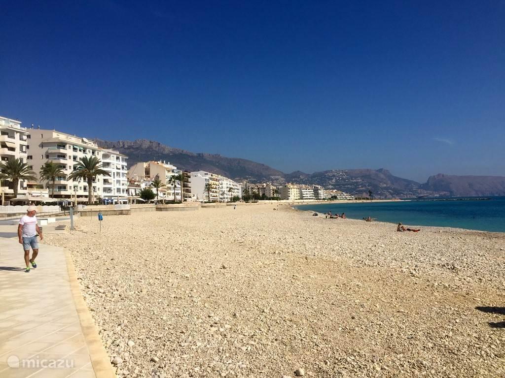 Strand van Altea