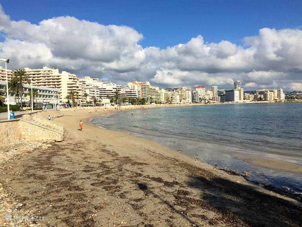 Strand Calpe