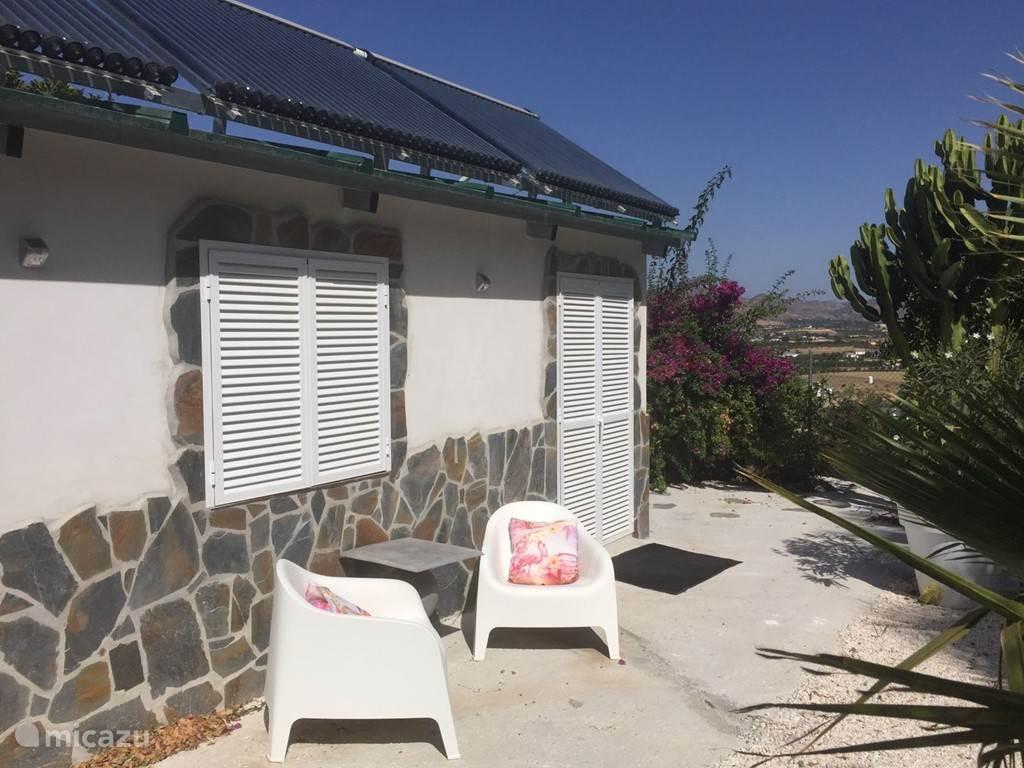 Vakantiehuis Spanje, Andalusië, Alhaurín el Grande studio Studio Blossom Cortijo Andaluz
