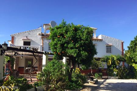 Vakantiehuis Spanje, Andalusië, Alhaurín el Grande appartement Appartement Jazmin Cortijo Andaluz