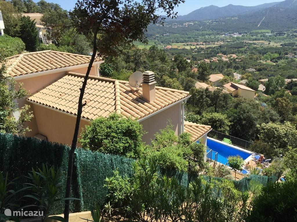 Vakantiehuis Spanje, Costa Brava, Santa Cristina d'Aro Villa Villa Vista Prima