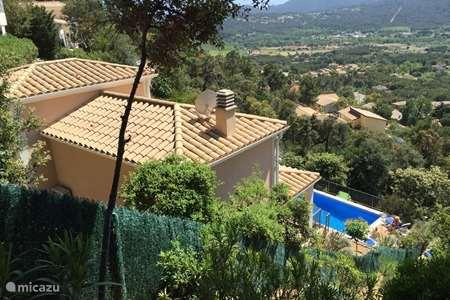Vakantiehuis Spanje, Costa Brava, Romanya de la Selva - villa Villa Vista Prima