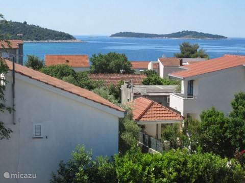 Vacation rental Croatia, Dalmatia, Rogoznica apartment Villa Kristina