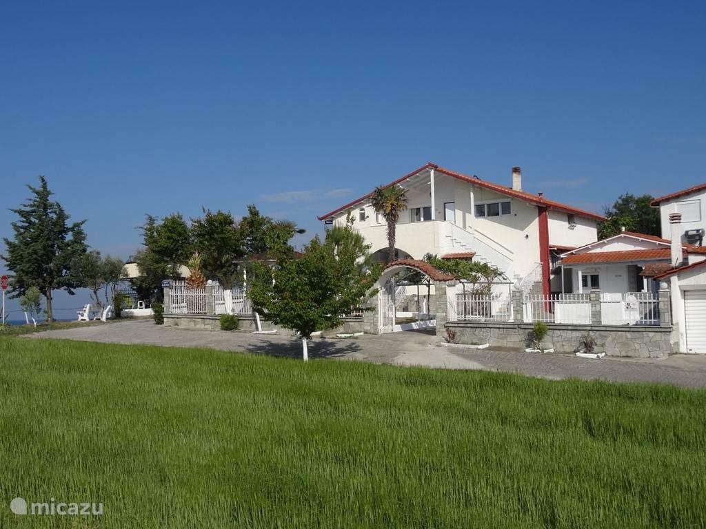 Vacation rental Greece, Chalkidiki, Nea Iraklia villa Villa Tikozidis, Artemis