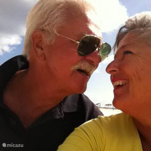 Bert en Cecilia Stolp