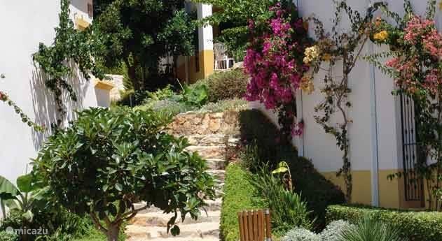goed onderhouden tuinen
