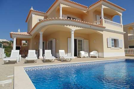 Vacation rental Portugal, Algarve, Albufeira holiday house Villa Sesmarias