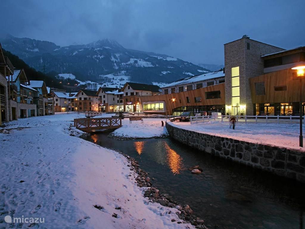 Vakantiehuis Zwitserland – appartement Aanbieding voorseizoen wintersport !