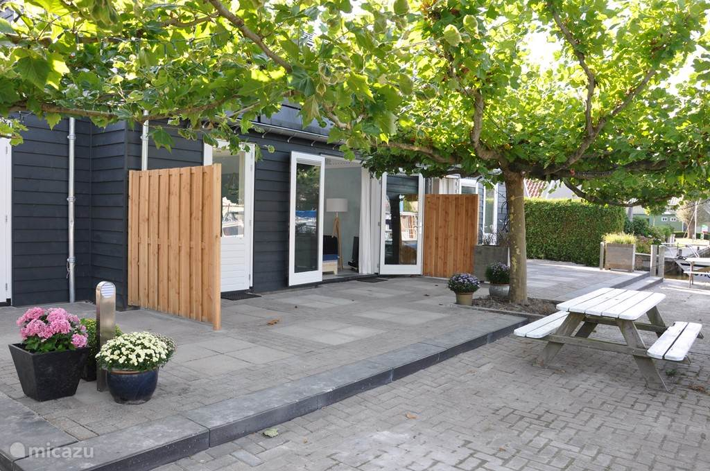 Vakantiehuis Nederland, Friesland – appartement Vakantie appartement De Plataan