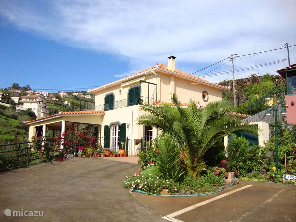 Vakantiehuis Portugal, Madeira, Calheta gîte / cottage Apartement Yvonne
