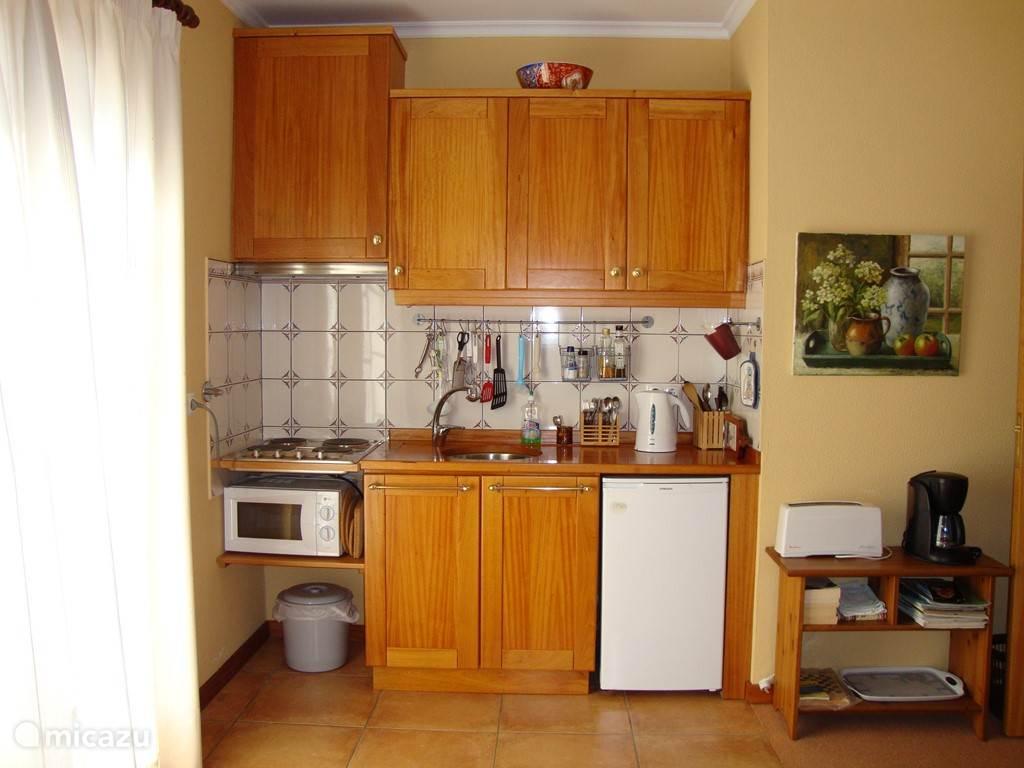 Vakantiehuis Portugal, Madeira, Calheta Appartement Apartement Yvonne