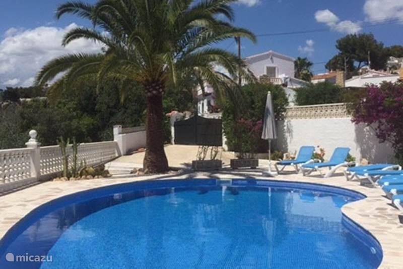 Vakantiehuis Spanje, Costa Blanca, Benissa Villa Villa Casa Jacaranda