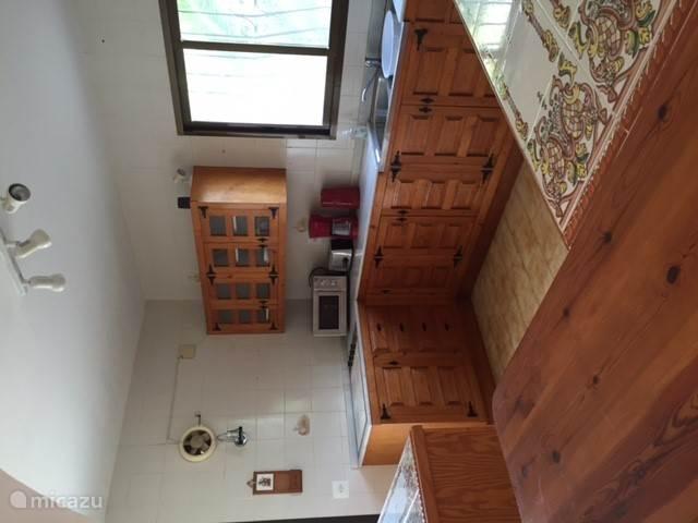 Keuken Boven Villa