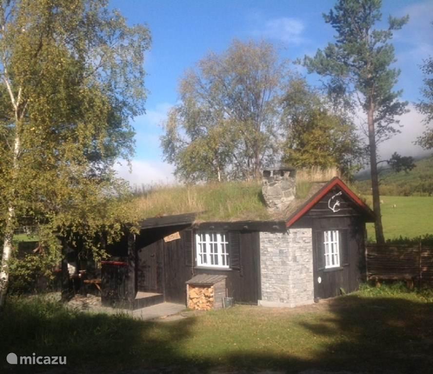 Ferienwohnung Norwegen – blockhütte / lodge Matsros