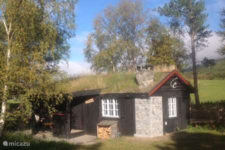 Vacation rental Norway – cabin / lodge Matsros