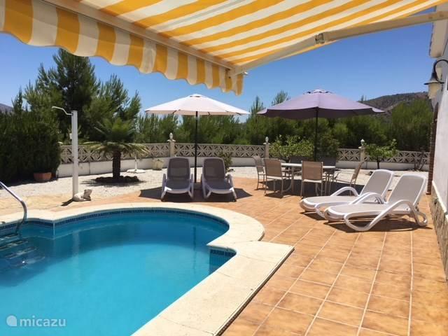 Vakantiehuis Spanje, Andalusië, Viñuela Villa Casa Mathilda